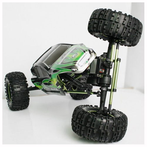 SPIRIT 1/8 Rock Crawler with 2.4G Radio